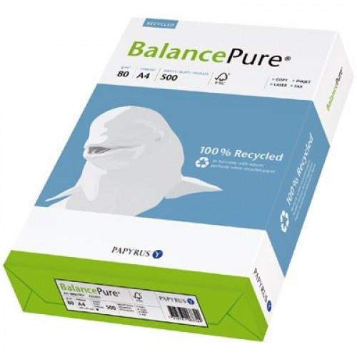 Balance Pure A4 - 80g/m2, 100% újrahasznosított